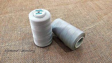 Galantéria - Polyesterová niť Hard - 5000 (Šedá) - 10908317_