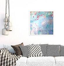 Obrazy - abstraktný obraz - 10907114_