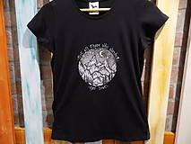 Tričká - Dámske tričko - Wanderer - 10907591_