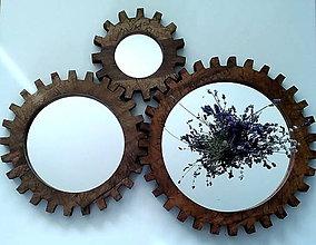 Zrkadlá - Zrkadlo - ozubené koleso 3 - 10907602_