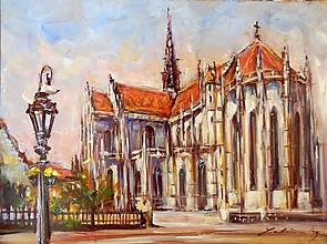 Obrazy - Dóm sv. Alžbety v Košiciach - 10907559_