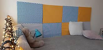 Úžitkový textil - Čalúnený panel - 10907070_