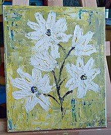 Obrazy - Kvety - 10907576_