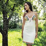 Šaty - Letné veselé šatičky Jasmin - 10907911_
