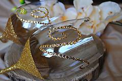 Nádoby - Svadobné poháre - 10909126_