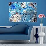 Obrazy - Tanec morských vĺn - 10908847_