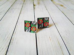 Šperky - Manžetové gombíky - 10910564_