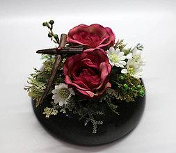 Dekorácie - Ruže - 10909488_