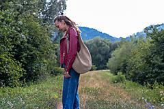 Veľké tašky - kožená_na rameno - 10910868_