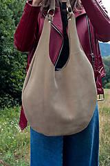 Veľké tašky - kožená_na rameno - 10910872_