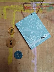 Papiernictvo - Vážka - mini reportérsky zápisník - 10910403_