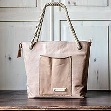 Kabelky - Casual leather bag No.2 - 10910286_