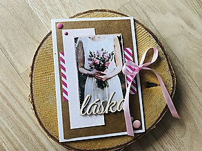 Papiernictvo - Svadobná pohľadnica na peniaze - 10910661_