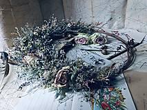 """Dekorácie - Prírodný veniec """"Lacewing"""" - 10909208_"""