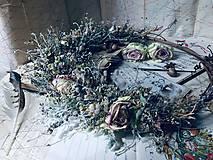 """Dekorácie - Prírodný veniec """"Lacewing"""" - 10909209_"""