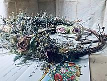 """Dekorácie - Prírodný veniec """"Lacewing"""" - 10909211_"""