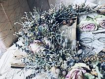"""Dekorácie - Prírodný veniec """"Lacewing"""" - 10909213_"""