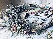 """Dekorácie - Prírodný veniec """"Lacewing"""" - 10909220_"""