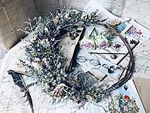 """Dekorácie - Prírodný veniec """"Lacewing"""" - 10909234_"""