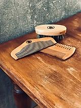 Doplnky - Pánsky Barber set  - 10909439_