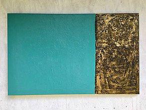 Obrazy - abstraktná maľba - 10908683_