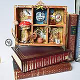 Krabičky - Magická skrinka - Príroda - 10910238_