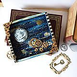 Dekorácie - Magická skrinka- Mesiac - 10910640_