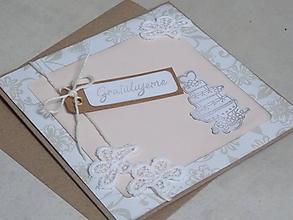 Papiernictvo - ...pohľadnica svadobná