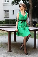 Šaty - Sexi letné šaty z chladivej viskózy - 10912659_