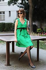 Šaty - Sexi letné šaty z chladivej viskózy - 10912660_
