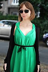 Šaty - Sexi letné šaty z chladivej viskózy - 10912666_