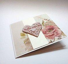 Papiernictvo - Pohľadnica ... Všetko najlepšie - 10912883_