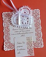 Dekorácie - *** Srdiečka pre svadobčanov - I *** - 10912516_