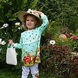Detské oblečenie - Pre malú parádnicu... - 10913105_