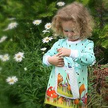 Detské oblečenie - Pre malú parádnicu... - 10913101_
