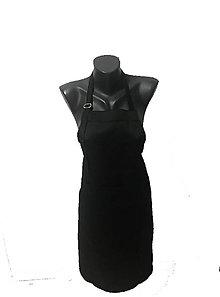 Iné oblečenie - Kuchárska alebo čašnícka zástera - 10913654_