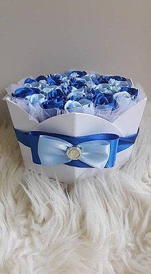 Drobnosti - Box ruží - 10912162_