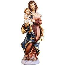 Socha - Baroková Madona a dieťa - 10912218_
