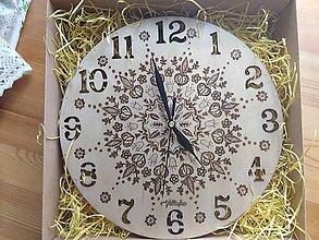 Hodiny - Nástenné hodiny - 10912900_
