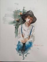 Obrazy - Chlapec - 10912360_
