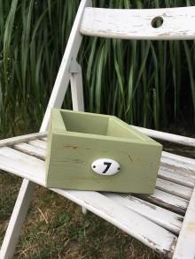 Krabičky - Vidiecka debnička - šťastná 7 čka - 10911506_