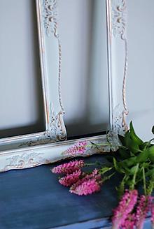 Rámiky - Blondelové rámy Mint - 10911283_