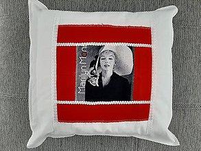 Úžitkový textil - Susugo Obliečka na vankúš - Mery M. - 10911543_