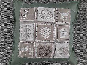 Úžitkový textil - Susugo Obliečka na vankúš - Vianoce. - 10911632_