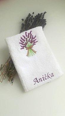 Úžitkový textil - Vôňa levandule - 10915774_