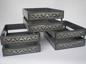 Krabičky - Debničky - 10915494_