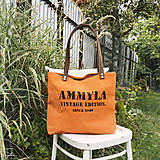 Kabelky - Ammyla Vintage (orange) - 10915066_