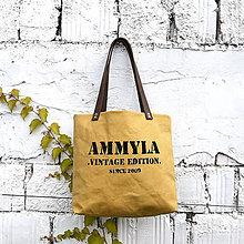 Kabelky - Ammyla Vintage (yellow) - 10915031_