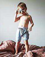 Detské oblečenie - Rastúce nohavice Výpredaj - 10916837_