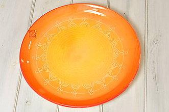 Nádoby - Pekáč na pizzu- Mandala - 10914917_